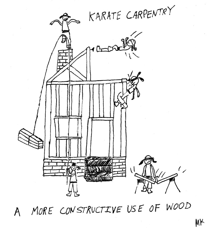 Karate Carpentry